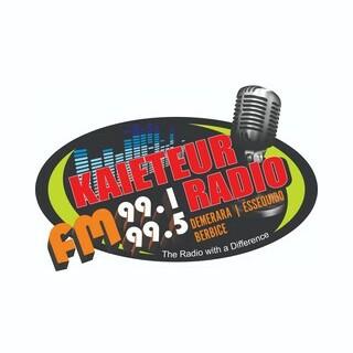 Kaieteur Radio 99.1 FM