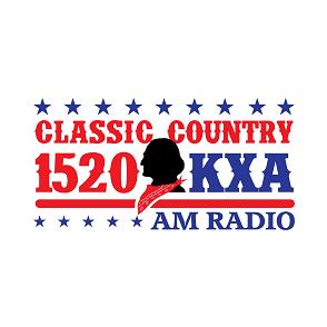KKXA Classic Country 1520