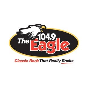 WEGE 104.9 FM The Eagle