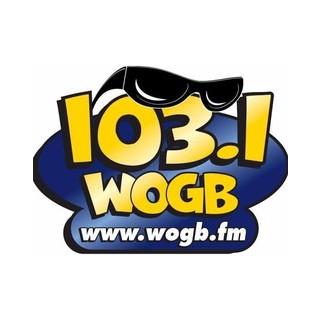 103.1 WOGB FM