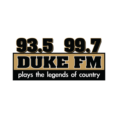 WGEE WDKF 93.5 and 99.7 Duke FM