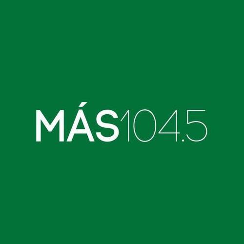 Radio Más 104.5 FM