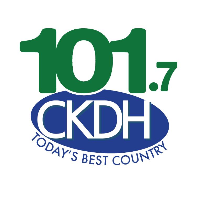 CKDH-FM 101.7 CKDH