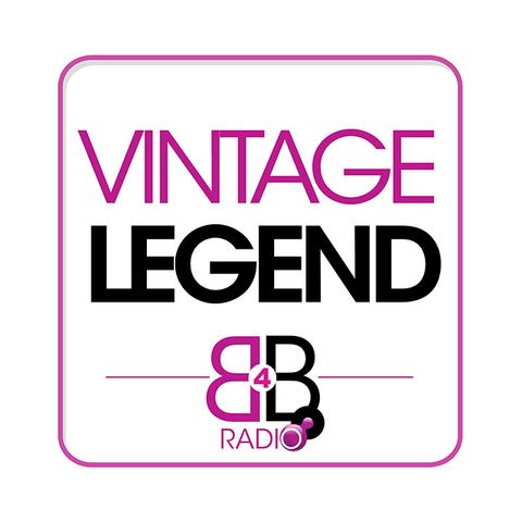 B4B Vintage Legend Radio