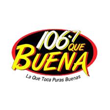 KCHX Que Buena 106.7 FM