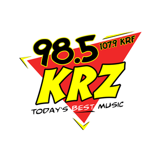 WKRF and WKRZ 98.5 FM