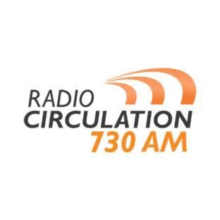 CKAC Radio Circulation 730