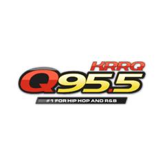 KRRQ / KNEK Q 95.5 FM & 1190 AM