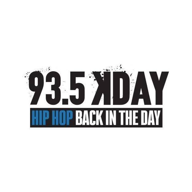 93.5 KDAY FM