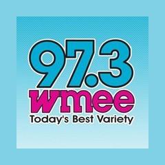97.3 WMEE FM