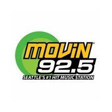 KQMV Movin 92.5 FM (US Only)