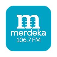 Merdeka 106.7 FM