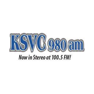 KMXD / KSVC My 100.5 FM & 980 AM