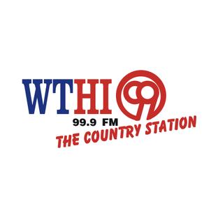 WTHI 99.9 FM