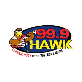 WODE 99.9 The Hawk FM