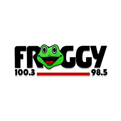 WGYI WGYY Froggy 100.3 and 98.5 FM