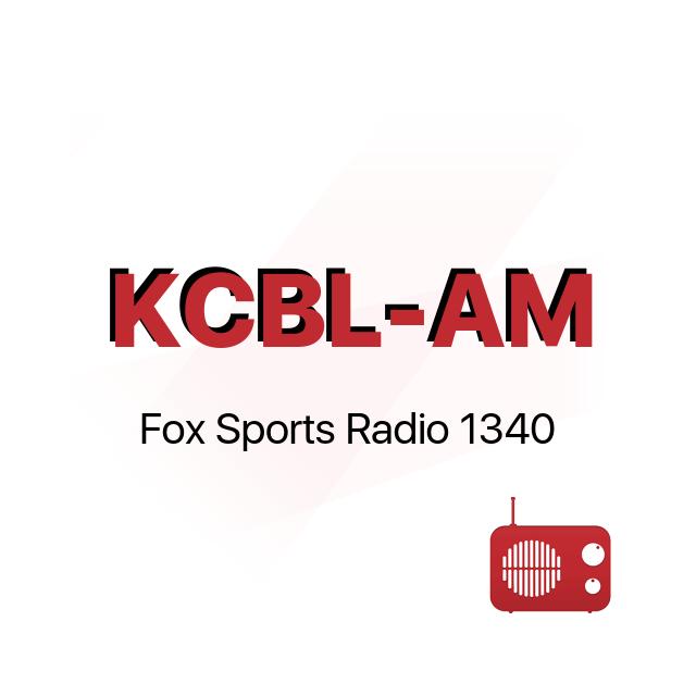KCBL-AM Fox Sports Radio 1340