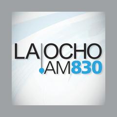La Ocho 830 AM (LT8)