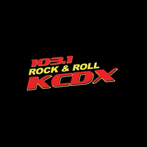KCDX / KZXK Rock & Roll 103.1 / 98.9 FM