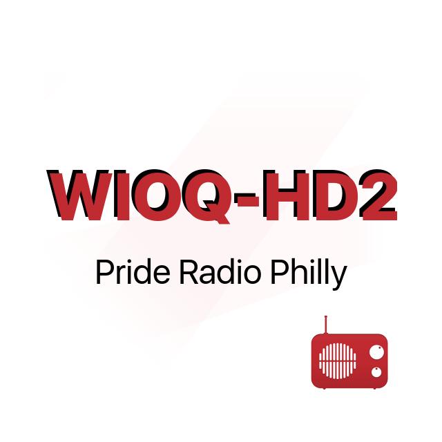 WIOQ-HD2 Pride Radio Philly