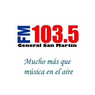 FM 103.5 GENERAL SAN MARTIN