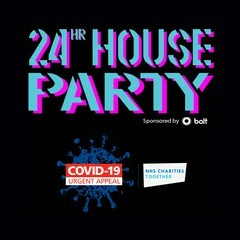 24 Hour House Party for the NHS