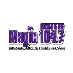 KNEK Magic 104.7 FM
