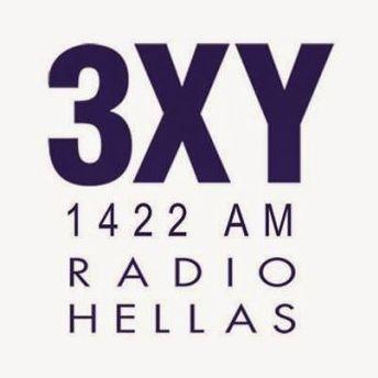 3XY Radio Hellas 1422 AM