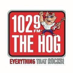 WHQG 102.9 The Hog