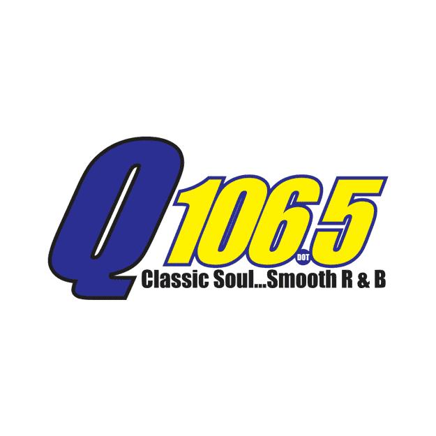 KQXL / WIBR Q 106.5 FM & 1300 AM