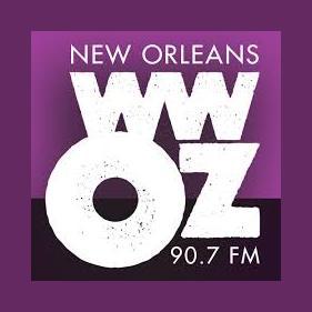 WWOZ 2 New Orleans 90.7 FM
