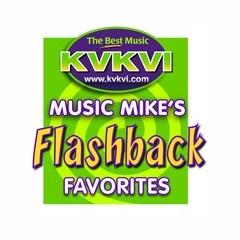 KVKVI - Music Mike's Flashback Favorites