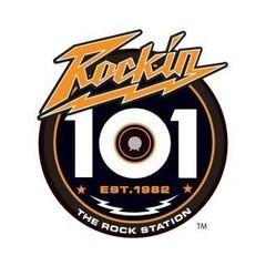 WHMH-FM Rockin' 101