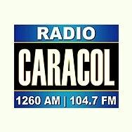 WSUA Radio Caracol 1260 AM - 104.7 FM