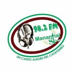 Manantial Stereo 98.2 FM