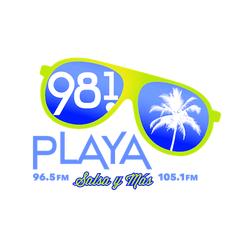 WRXK-HD2 Playa 98.1 FM