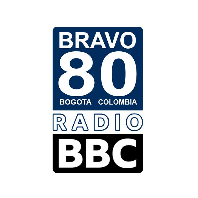 BBC Radio 80s - Bravo Bogotá Colombia