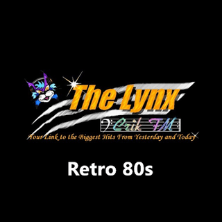 CRIK FM - The Lynx Retro 80s