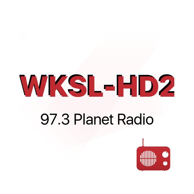 WKSL-HD2 97.3 Planet Radio