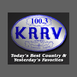 KRRV 100.3 FM