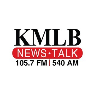 KMLB News Talk 540 AM 105.7 FM