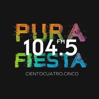 Pura Fiesta 104.5 FM