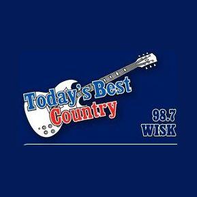 WISK Best Country Around 98.7 FM
