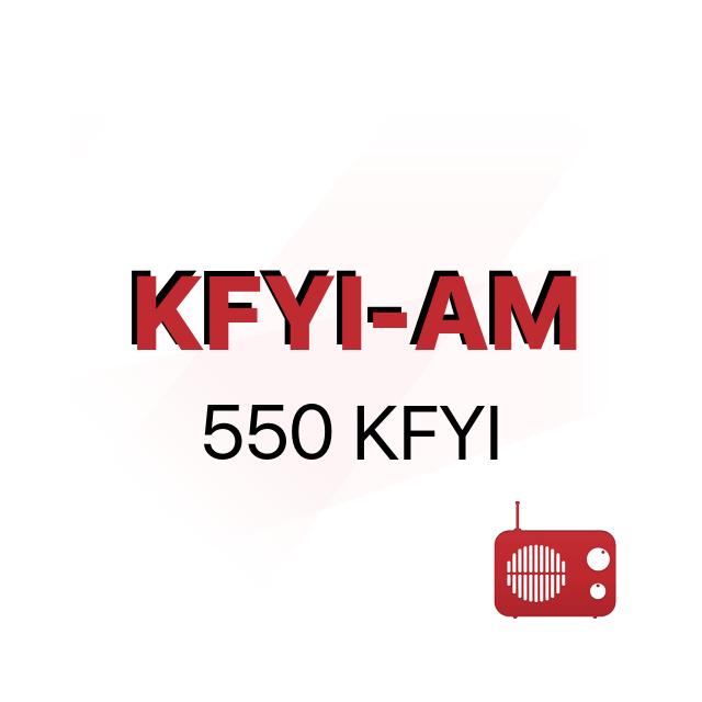 KFYI News Talk 550 AM