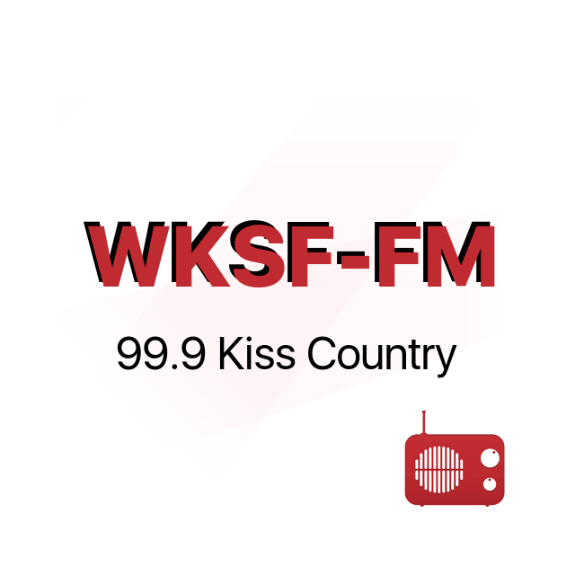 WKSF Kiss Country 999 FM