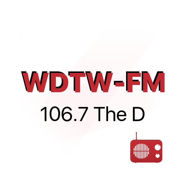 WDTW-FM 106-7 The D