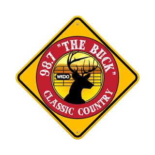 WKDO Classic Country 98.7