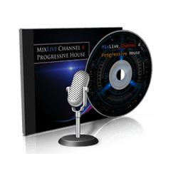 Progressive & Tech-house on MixLive.ie