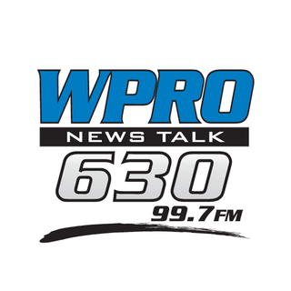 WEAN News Talk 630 WPRO and 99.7 FM