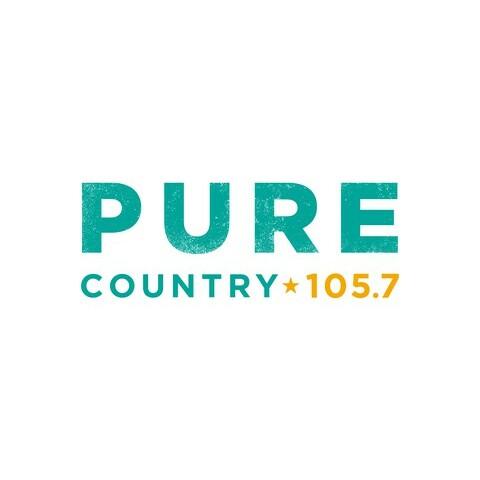 CICF-FM 105.7 Pure Country FM